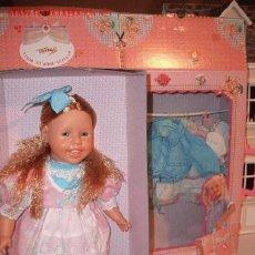 Muñecas Lesly de Famosa: - MUÑECA LESLY PICARONA, DE FAMOSA- AÑO 1997. Lote 27233769