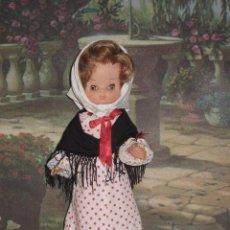 Muñecas Lesly de Famosa: LESLY RARISIMA VESTIDA DE MADRILEÑA. Lote 27218069