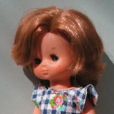 Muñecas Lesly de Famosa: CONJUNTO JARDÍN DE LESLY. ORIGINAL AÑOS 70. Nº DE ETIQUETA 301.. Lote 18765173