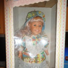 Muñecas Lesly de Famosa: MUÑECA D FAMOSA AÑOS 90 EN SU CAJA ORIGINAL. CREO QUE SE LLAMA LESLY. Lote 136649893