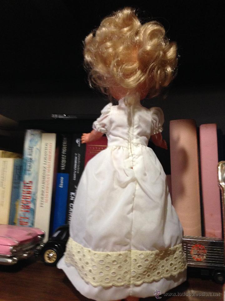 Muñecas Lesly de Famosa: Lesly de nancy años 70, 10 pecas pelo corto rizoso original - Foto 2 - 44098388