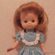 Muñecas Lesly de Famosa: MUÑECA LESLY , PELIRROJA, 10 PECAS, OJOS COLOR DE MIEL. Lote 45745578