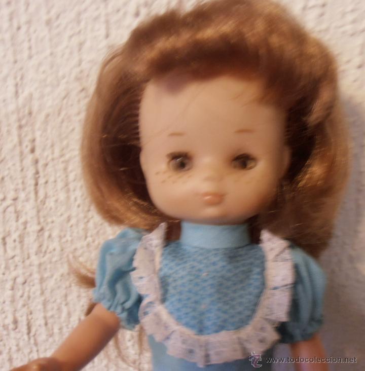 Muñecas Lesly de Famosa: MUÑECA LESLY , PELIRROJA, 10 PECAS, OJOS COLOR DE MIEL - Foto 2 - 45745578