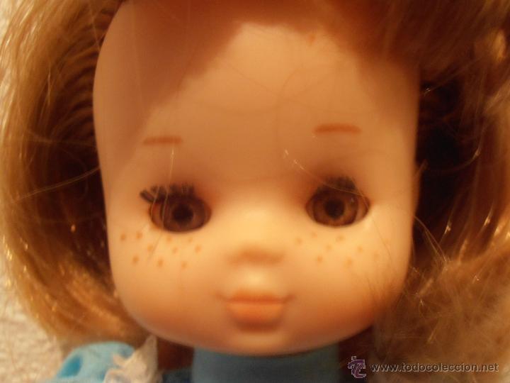 Muñecas Lesly de Famosa: MUÑECA LESLY , PELIRROJA, 10 PECAS, OJOS COLOR DE MIEL - Foto 6 - 45745578