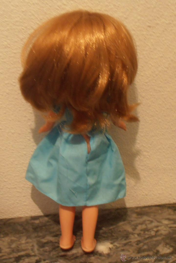 Muñecas Lesly de Famosa: MUÑECA LESLY , PELIRROJA, 10 PECAS, OJOS COLOR DE MIEL - Foto 7 - 45745578