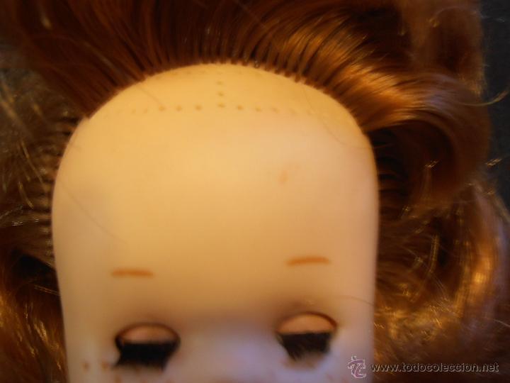 Muñecas Lesly de Famosa: MUÑECA LESLY , PELIRROJA, 10 PECAS, OJOS COLOR DE MIEL - Foto 8 - 45745578