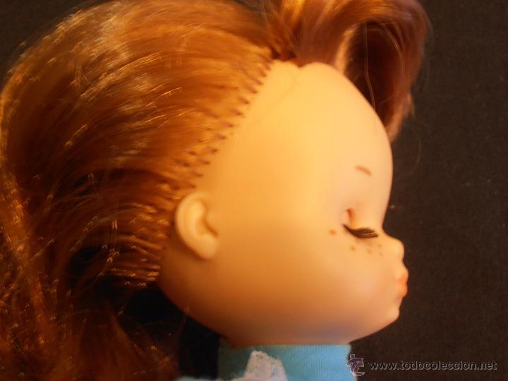 Muñecas Lesly de Famosa: MUÑECA LESLY , PELIRROJA, 10 PECAS, OJOS COLOR DE MIEL - Foto 10 - 45745578