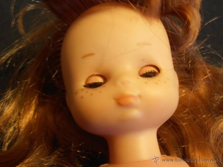 Muñecas Lesly de Famosa: MUÑECA LESLY , PELIRROJA, 10 PECAS, OJOS COLOR DE MIEL - Foto 18 - 45745578