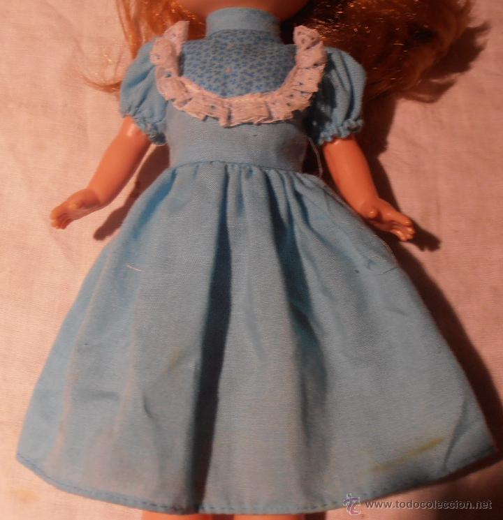 Muñecas Lesly de Famosa: MUÑECA LESLY , PELIRROJA, 10 PECAS, OJOS COLOR DE MIEL - Foto 19 - 45745578