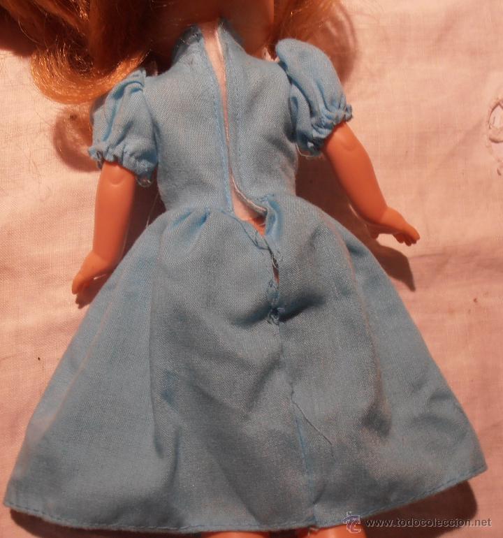 Muñecas Lesly de Famosa: MUÑECA LESLY , PELIRROJA, 10 PECAS, OJOS COLOR DE MIEL - Foto 22 - 45745578
