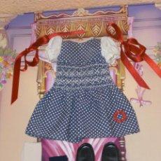Muñecas Lesly de Famosa: VESTIDO LESLY ORIGINAL AÑOS 80. Lote 46250893