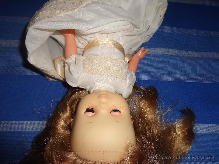 Muñecas Lesly de Famosa: LESLY - PRECIOSA LESLY RUBIA CERVEZA, Y BRAZO DURO,111-1 - Foto 4 - 49743688