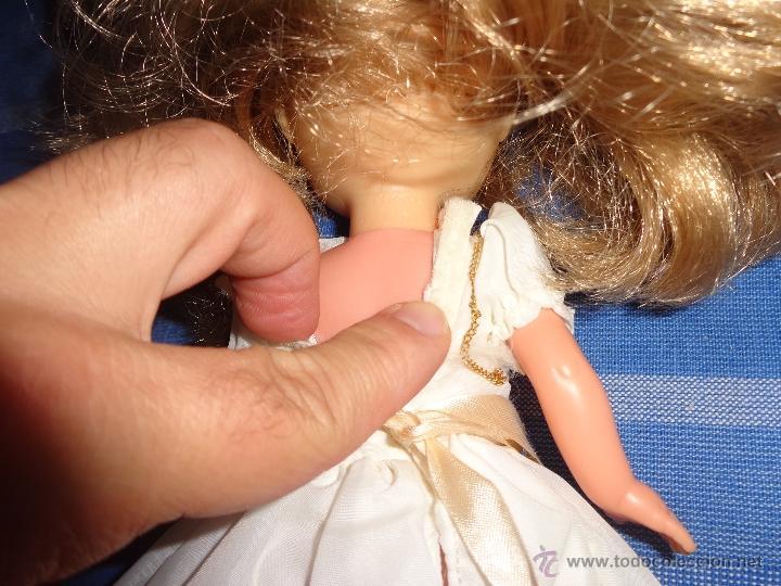 Muñecas Lesly de Famosa: LESLY - PRECIOSA LESLY RUBIA CERVEZA, Y BRAZO DURO,111-1 - Foto 10 - 49743688