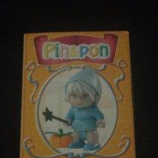 Muñecas Lesly de Famosa: PIN Y PON PINYPON FIGURA MUÑECO - FAMOSA REF. ONILCO 6568 - HADA DE CUENTO CENICIENTA - CAJA. Lote 51919901