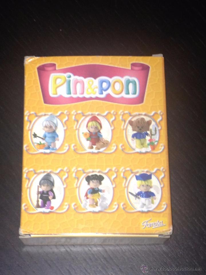 Muñecas Lesly de Famosa: PIN Y PON PINYPON FIGURA MUÑECO - FAMOSA REF. ONILCO 6568 - HADA DE CUENTO CENICIENTA - CAJA - Foto 3 - 51919901
