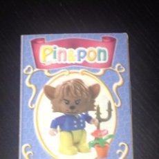 Muñecas Lesly de Famosa: PIN Y PON PINYPON FIGURA MUÑECO - FAMOSA REF. ONILCO 6565 - LOBO DE CUENTO - CAJA. Lote 51919940
