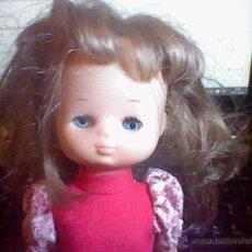 Muñecas Lesly de Famosa: LESLY BRAZO DURO 10 PECAS FLEQUILLO LEER. Lote 52564299
