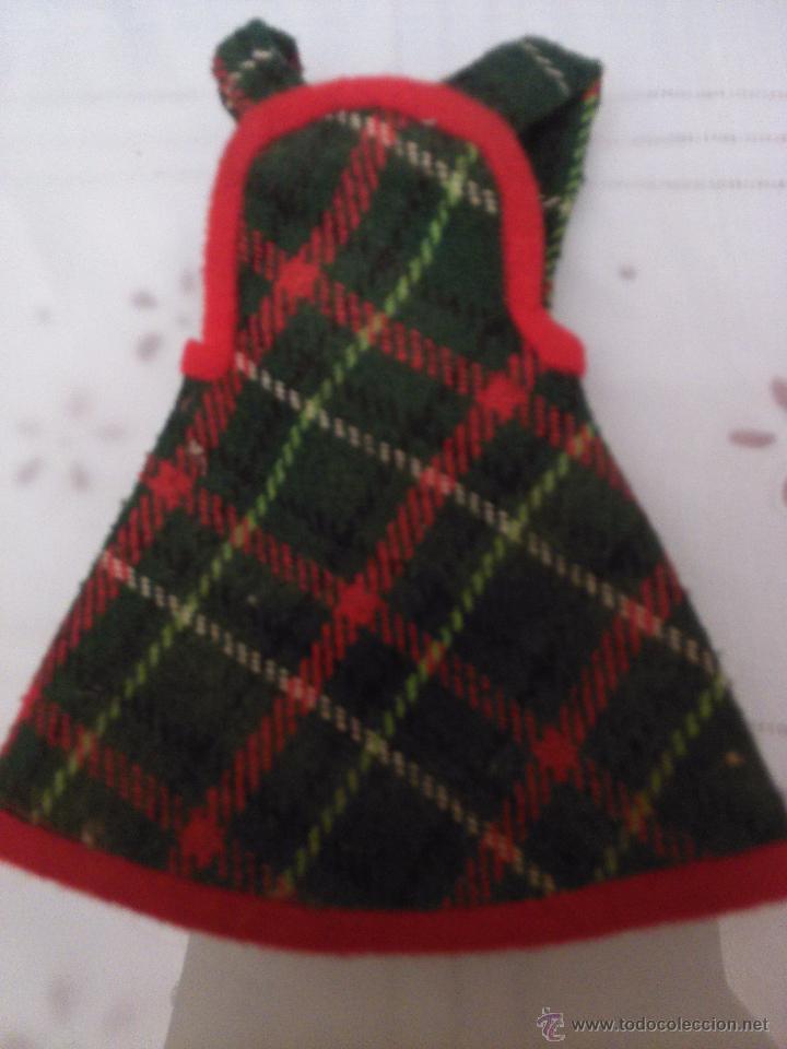 Muñecas Lesly de Famosa: antigua falda peto lesly - Foto 2 - 54014856