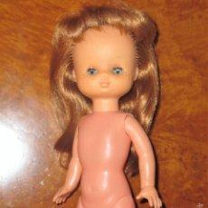 Muñecas Lesly de Famosa: PRECIOSA LESLY PELIRROJA. Lote 56985061