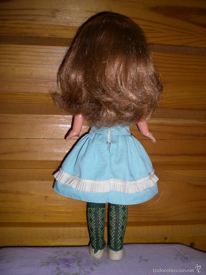 Muñecas Lesly de Famosa: lesly arona fiesta pelirroja famosa años 70 ojos cristal 10 pecas brazos duros - Foto 4 - 58386273