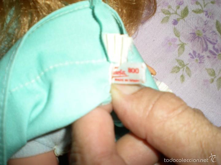 Muñecas Lesly de Famosa: lesly arona fiesta pelirroja famosa años 70 ojos cristal 10 pecas brazos duros - Foto 8 - 58386273