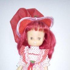 Muñecas Lesly de Famosa: LESLY CUSTOMIZADA DE TARTA DE FRESA . Lote 67590273