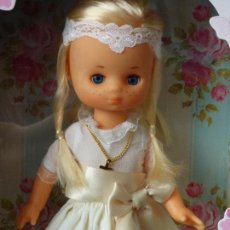 Muñecas Lesly de Famosa: LESLY COMUNION EN CAJA PRECINTADA. Lote 72205863