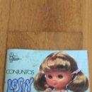 Muñecas Lesly de Famosa: CATALOGO ANTIGUO DE MUÑECA LESLY DE FAMOSA. Lote 72411231
