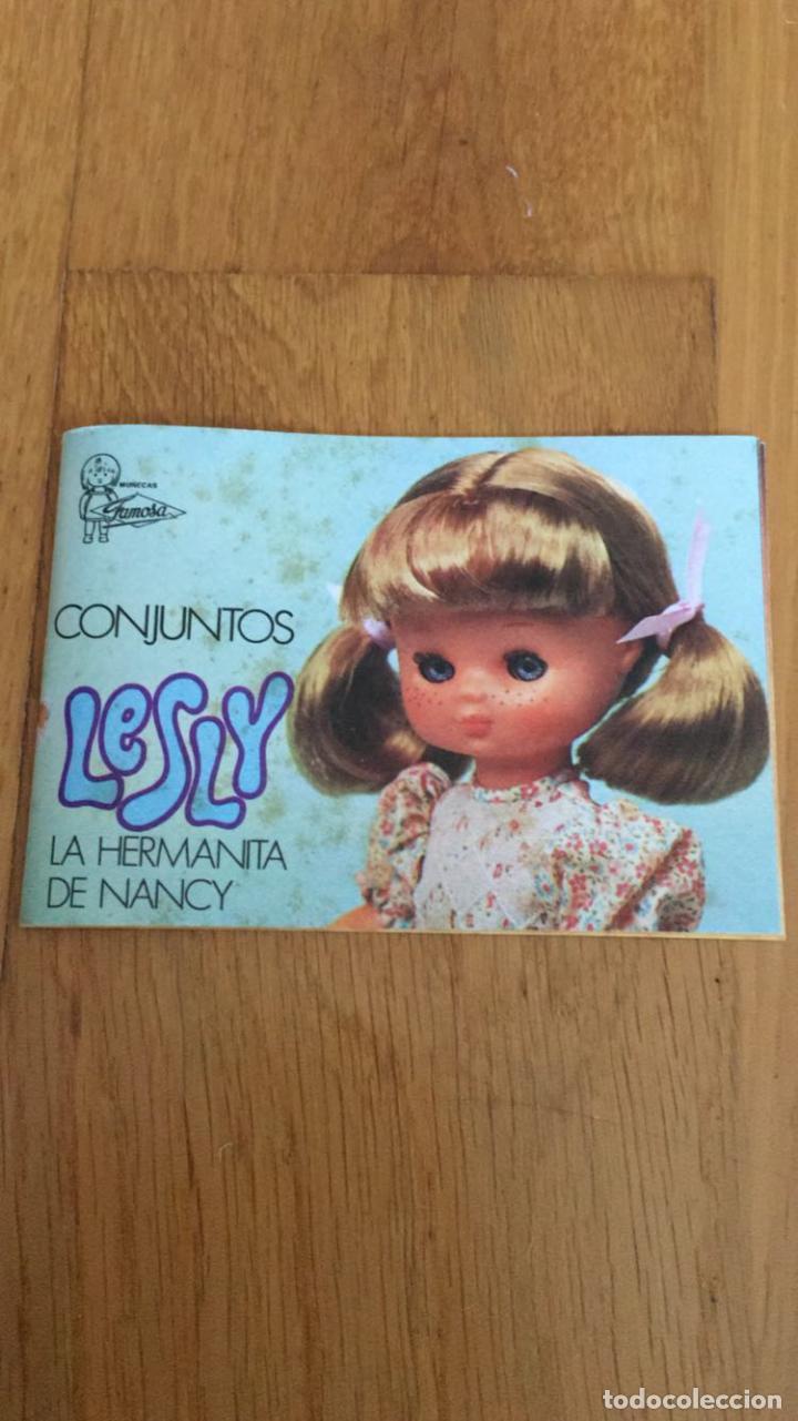 Muñecas Lesly de Famosa: Catalogo antiguo de muñeca Lesly de famosa - Foto 4 - 72411231