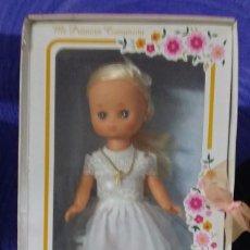 Muñecas Lesly de Famosa: LESLY COMUNIÓN. Lote 72436779
