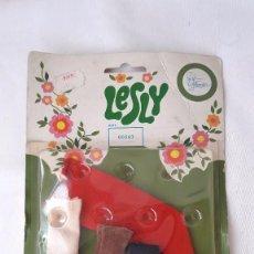 Muñecas Lesly de Famosa: LESLY BLISTER DE MEDIAS Y CALCETINES. Lote 106001402