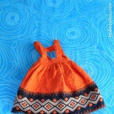 Muñecas Lesly de Famosa: VESTIDO JACKARD ORIGINAL LESLY FAMOSA. Lote 87092056