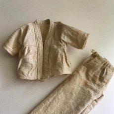 Muñecas Lesly de Famosa: CONJUNTO JUDO LESLY FAMOSA AÑOS 70. Lote 87606428