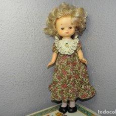 Muñecas Lesly de Famosa: MUÑECA LESLY CON VESTIDO MODELO ORIGINAL DE FAMOSA . Lote 93149295