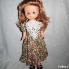 Muñecas Lesly de Famosa: LESLY VETIDO MODELO MUÑECA ORIGINAL DE LOS 70 ETIQUETA DE FAMOSA 2 MUÑECA NO INCLUIDA. Lote 94274050
