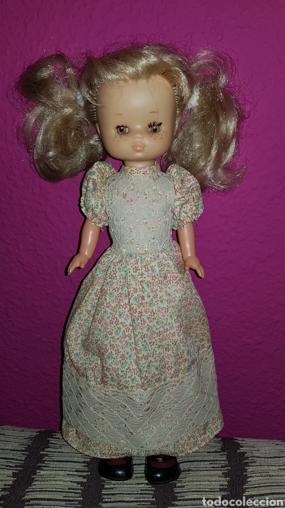 Muñecas Lesly de Famosa: Lesly 10 pecas años 70's brazos duros - Foto 8 - 99180307