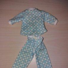 Muñecas Lesly de Famosa: ANTIGUO PIJAMA DE LESLY - AÑOS 70 - (VER FOTO ETIQUETA). Lote 104533250