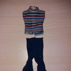 Muñecas Lesly de Famosa: ANTIGUO VESTIDO DE LESLY - AÑOS 70 (VER FOTO ETIQUETA). Lote 104534136