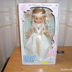 Muñecas Lesly de Famosa: LESLY. MI PRIMERA COMUNIÓN. FAMOSA. 2016. NUEVA A ESTRENAR. COLECCIONISTAS. Lote 110256096