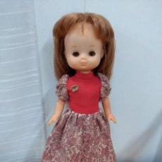 Muñecas Lesly de Famosa: LESLY PELIRROJA.. Lote 112910975