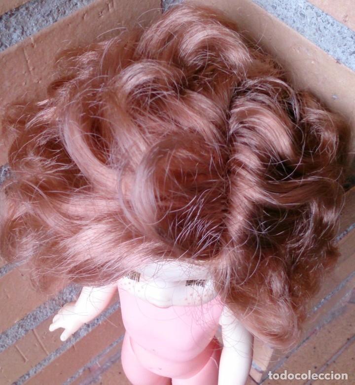 Muñecas Lesly de Famosa: Muñeca Lesly Famosa años 70 pelo corto rizado 10 pecas - Foto 11 - 113908599
