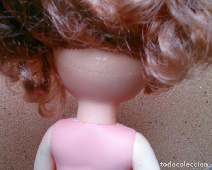 Muñecas Lesly de Famosa: Muñeca Lesly Famosa años 70 pelo corto rizado 10 pecas - Foto 13 - 113908599