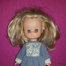 Muñecas Lesly de Famosa - MUÑECA LESLY IRIS ARONA AÑOS 70'S DE LAS PRIMERAS BRAZOS DUROS - 115546019
