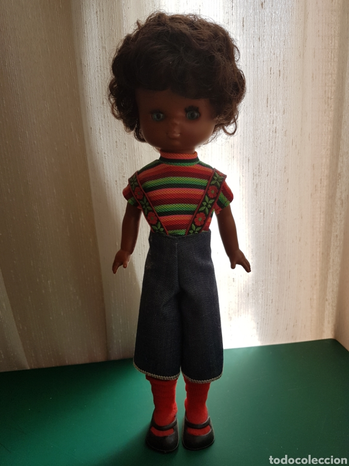 Muñecas Lesly de Famosa: Lesly negrita - Foto 2 - 116815823