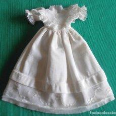 Muñecas Lesly de Famosa: VESTIDO BLANCO DE FAMOSA, LESLY. Lote 121526023