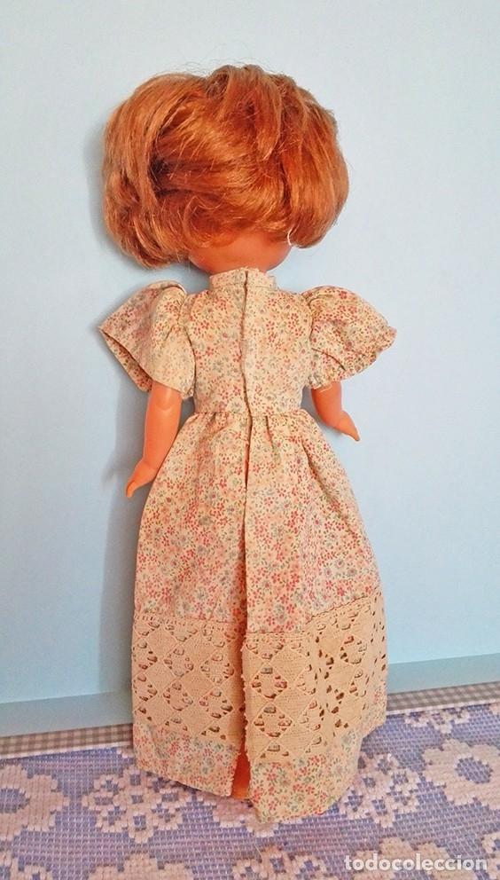 Muñecas Lesly de Famosa: Vestido Liberty muñeca Lesly famosa ropa muñecas flores - Foto 2 - 117373479