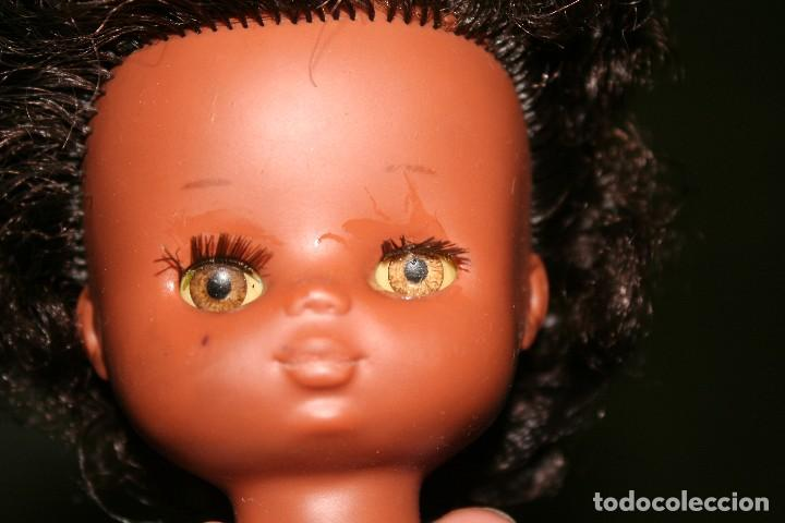Muñecas Lesly de Famosa: cabeza muñeca lesly negrita - Foto 4 - 124675443