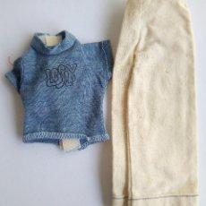 Muñecas Lesly de Famosa: LESLY (FAMOSA) - CONJUNTO SPORT - ORIGINAL. Lote 136081010