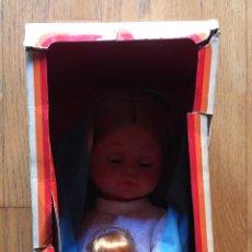 Muñecas Lesly de Famosa: MUÑECA LUCHY LA MUÑECA MAMA, JESMAR. ORIGINAL EN CAJA. Lote 136633594