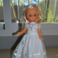 Muñecas Lesly de Famosa: LESLY COMUNIÓN 2013 DESCATALOGADA. Lote 143142574